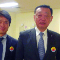 NHK国際報道の撮影協力